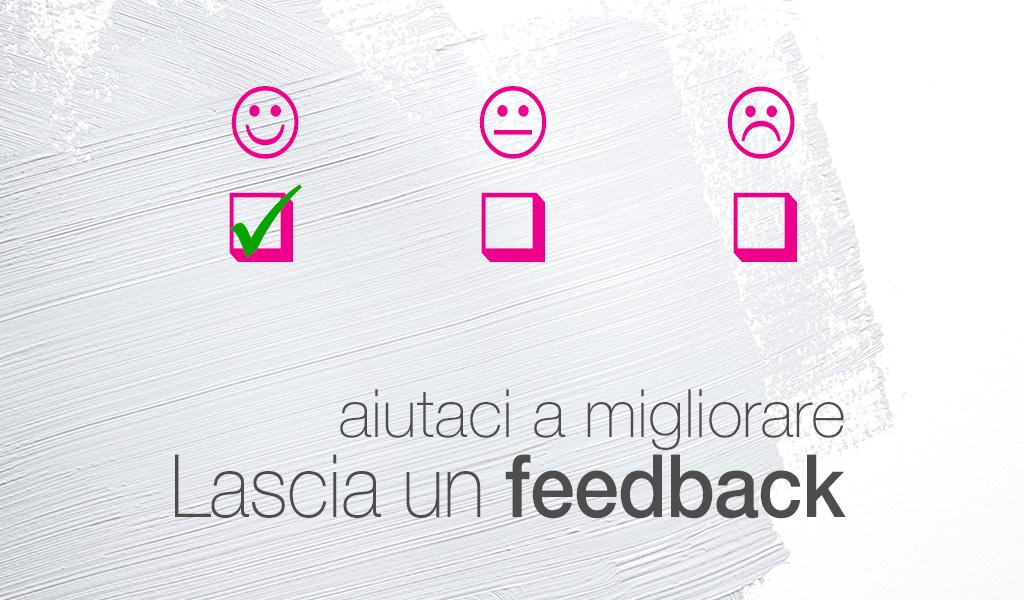 Noleggiare - Contattaci: lascia un feedback