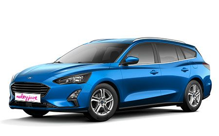 FORD FOCUS SW_