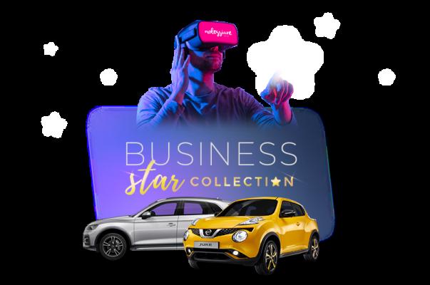 Noleggiare auto lungo termine Business