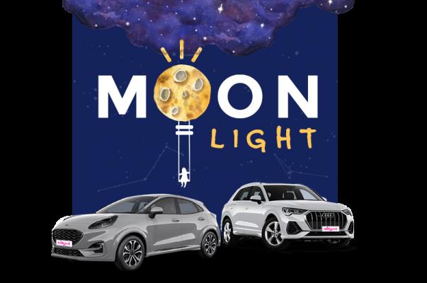 Noleggio lungo termine Moon LIght