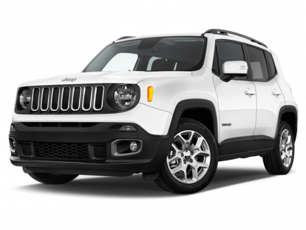 Jeep Renegade - Noleggio a lungo termine